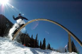 ski terrain park