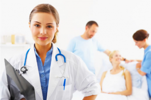 Working In Healthcare- How to be First In Line For a Promotion