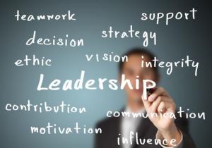 eight leadership traits