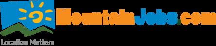 MountainJobs logo